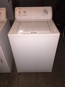 Kenmore 400 Series Washer and Dryer
