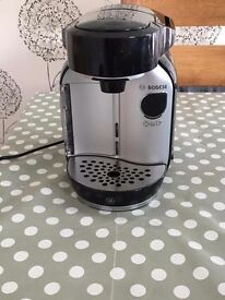 Bosch Tassimo Coffee Maker Excellent Condition Barely Used Unwanted Gift