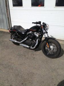 Harley Davidson 2015 presque neuve