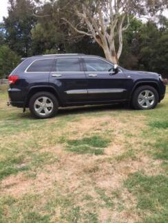 2012 Jeep  Grand Cherokee Turbo Diesel