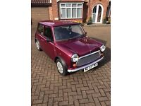 Rare Anniversary Edition Mini 35, brilliant runner, fantastic condition and very well maintained.