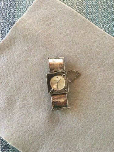 """Silpada Sterling Silver Watch T1372, Fits to 7"""""""