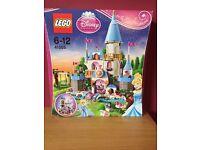 LEGO Disney Princess 41055 Cinderella's Romantic Castle (Brand New )