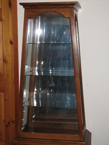 Antique Curio Cabinet Stratford Kitchener Area image 2