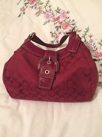 Orginial Designer Coach, Guess and CK hang bags for sale