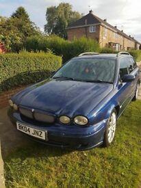 2004 Jaguar X type (Diesel)