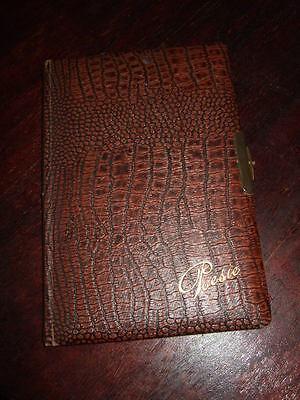 Poesiealbum,1926, Reichenberg,Ahnenforschung,Bilder s.Text