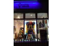 Interns required for Graffik Urban Art Gallery on Portobello Road