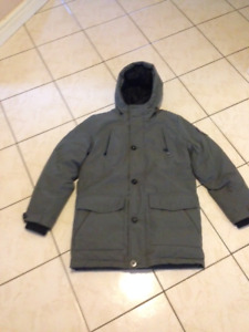 New winter coat size kids XL 18 - VERY WARM , duck down filled
