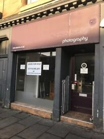 11 Clifton Terrace Haymarket EDINBURGH EH125DR Retail shop Lease For Sale