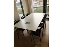 IKEA conference table for sale