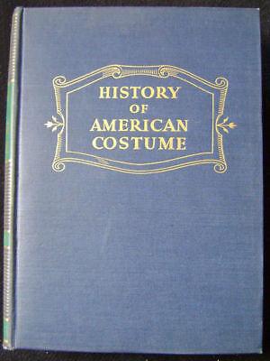 Elizabeth McClellan HISTORY OF AMERICAN COSTUME 1607-1870 Tudor 1942