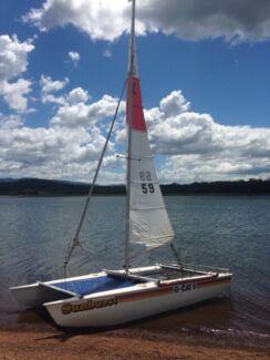 G-Cat 5 Catamaran - Get ready for the sailing season!!! Samsonvale Pine Rivers Area Preview