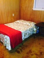 Fully furnished room available.