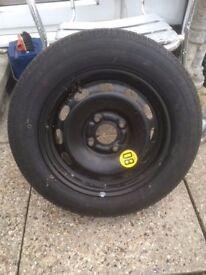 NEW TYRE on rim Bridgestone B391 175/65 R14 82T Shoebury