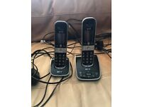Cordless Phone with Answering Machine BT 8610