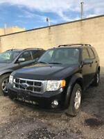 2011 FORD ESCAPE XLT 4X4 . 4 CYL AUTO. 113 K! -$11,995 London Ontario Preview