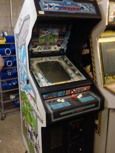Xevious Original Arcade Cabinet Multicade