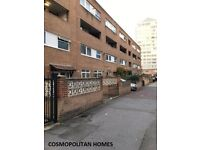 BETHNAL GREEN, E2, EXCELLENT, AIRY 4 BEDROOM FLAT CLOSE TO POPULAR VICTORIA PARK