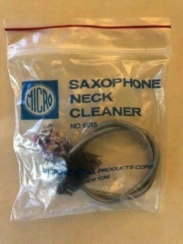 Micro Saxophone Neck Cleaner 6015