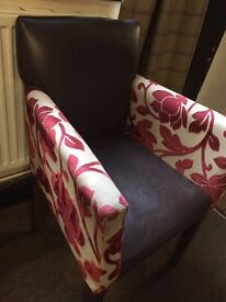 5 Armchairs available very good quality