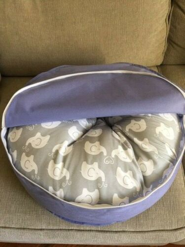 "NEWBORN LOUNGER BABY PILLOW ""BOPPY"" NEW"