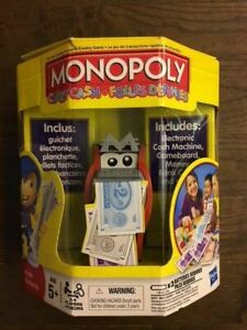 MONOPOLY Crazy Cash - Electronic - by Hasbro