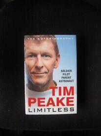 Tim Peake ( Limitless )