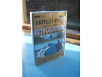 2 DVD Box Sets - Great British Journeys & British Isles a Natural History