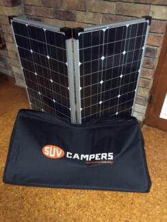 SOLAR PANELS camping portable