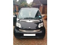 Auto SmartforTwo Convertible, AMAZING CONDITION, Full Hist, Recon Engine, New Tyres, Heated Seats