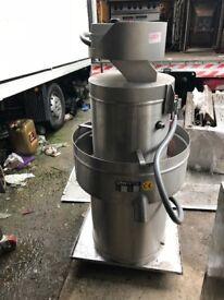 potato peeler machine potato peeling commercial catering kitchen equipment restaurant fish shop