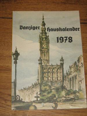 Danziger Hauskalender 1978