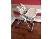 Chicco Polly Highchair- Double Phase