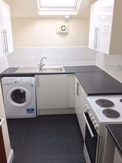 A One Bed Furnished Flat Available