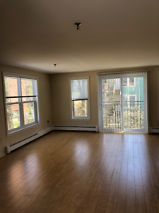 Large South End 2 Bedroom - Heat h/w Included