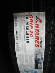 185/65 R15 ANTARES GRIP 20 WINTER TIRES *BRAND NEW*