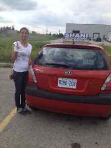 LADY DRIVING INSTRUCTOR WITH AMAZING PASS RESULTS , $30/HR Kitchener / Waterloo Kitchener Area image 4