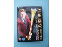 DVD Box Set Al Murray The Pub Landlord - Crown Jewels Collection - Live