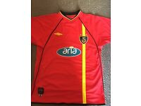 Galatasaray Home Shirt 2002-03 Size XL