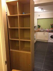 book case/shelf unit from IKEA