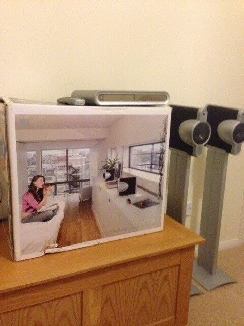 KEF KIT100 Home Theatre System