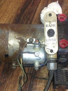 electric water pump and Hyd power pack London Ontario image 4