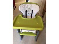 Jane Activa High Chair