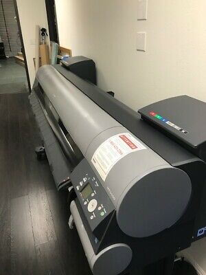 Canon Ipf9400 Large Format Printer 12 Color