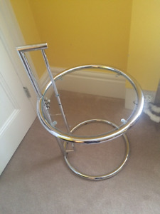 Art deco -- adjustable occassional table