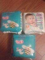 Size 1 Diapers (82 count)