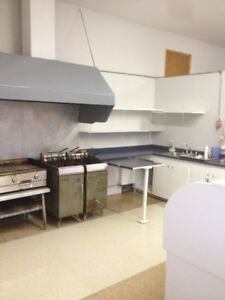 Glace Bay: Renovated Fish and Chips Restaurant for Rent