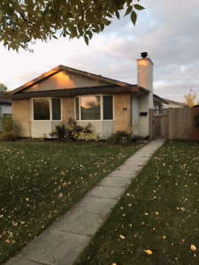 OCTOBER RENT FREE!! Spacious Basement Suite / Utilities Included