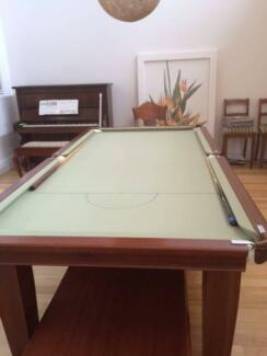 Billiard Table Other Sports Fitness Gumtree Australia Norwood - Kensington pool table